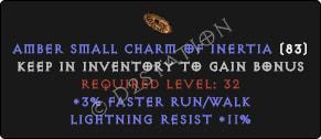 Lightning Resist 11% w | 3% FRW SC - Perfect