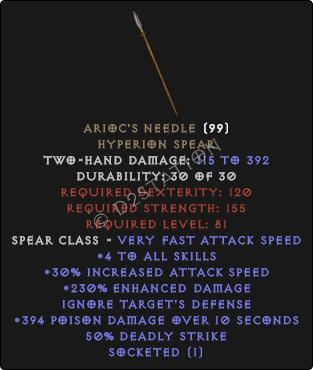 Arioc's Needle