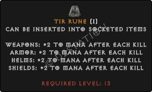 Tir Rune